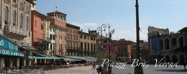 Images of Verona courtesy of Arena Inn Bed & Breakfast